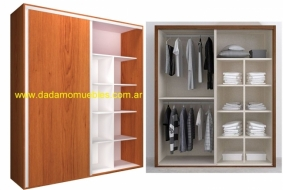 OFERTA PLACARD $15.500 - Muebles Rosario, Placares Rosario, Vestidores Rosario, Muebles de Cocina Rosario