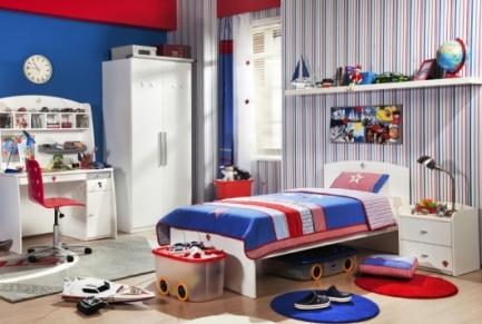 Habitaciones para niños: algunos tips que no te pueden faltar - Muebles Rosario, Placares Rosario, Vestidores Rosario, Muebles de Cocina Rosario