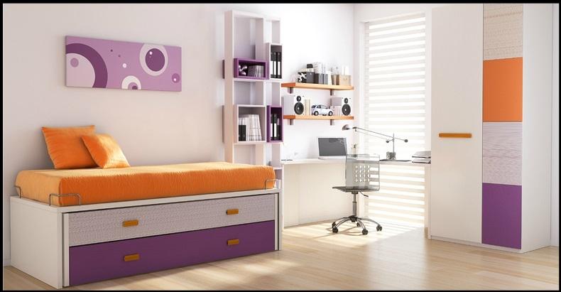 Dormitorios Juveniles - Productos - Muebles Rosario, Placares ...