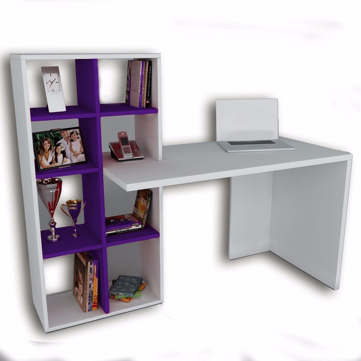 Mesas escritorios productos muebles rosario placares for Muebles escritorios modernos