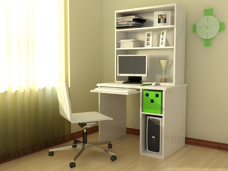 Mesas escritorios productos muebles rosario placares - Mesas de escritorio juveniles ...