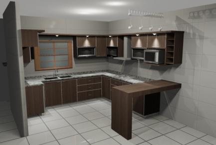 Muebles de Cocinas - Productos - Muebles Rosario, Placares Rosario ...