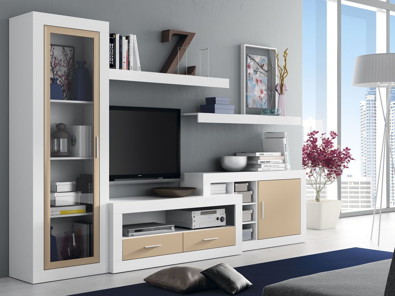 Racks de tv productos muebles rosario placares for Placares cocina
