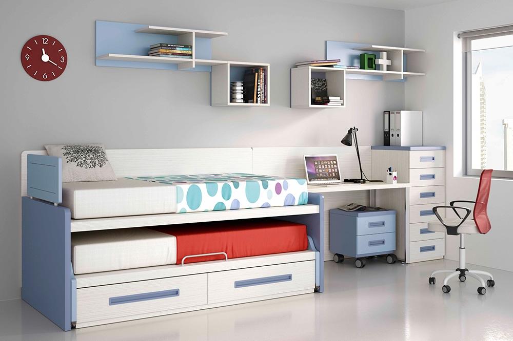 Dormitorios Juveniles Productos Muebles Rosario