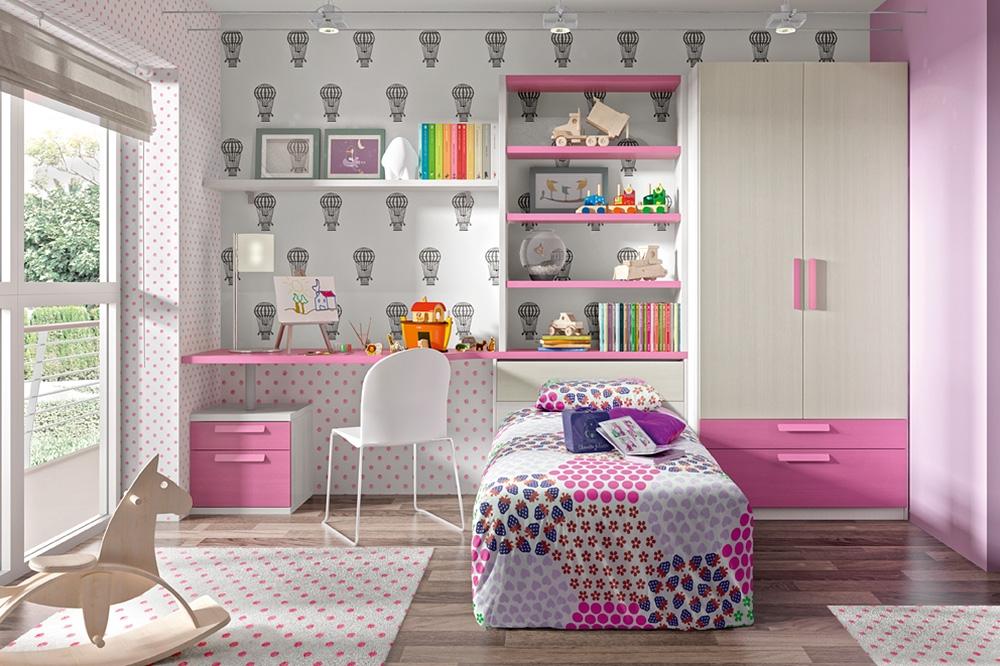 Dormitorios Juveniles - Productos - Muebles Rosario ...